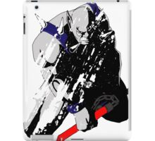 Panthro - distressed iPad Case/Skin