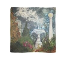 Plaza Park Fountain - Orange, CA Scarf