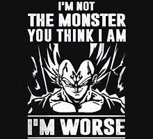 Goku- I'm not Monster - I'm Worse T-Shirt