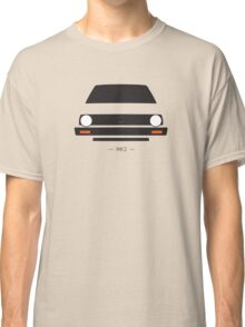 MK2 simple front end design Classic T-Shirt