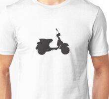 Vespa PX125 Unisex T-Shirt