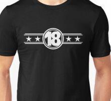 Eighteen Stars Unisex T-Shirt
