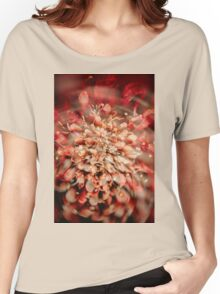 Abstract Flower 3 Women's Relaxed Fit T-Shirt