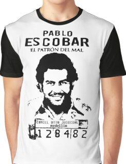 Pablo Es Cobar - Plata O Plomo Graphic T-Shirt
