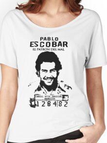 Pablo Es Cobar - Plata O Plomo Women's Relaxed Fit T-Shirt