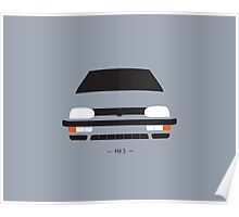 MK3 simple front end design Poster