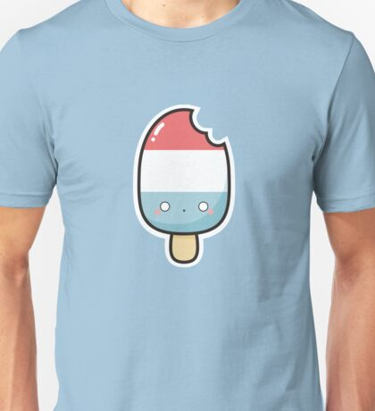 Kawaii popsicle Unisex T-Shirt