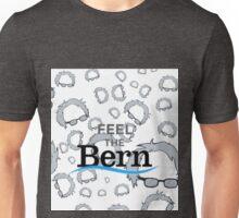 Bernie Sanders, Feel the bern Unisex T-Shirt
