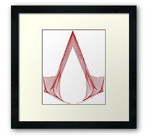 Future of the Creed Framed Print