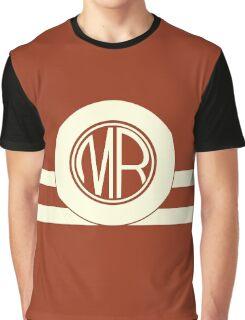 Midland Railway Logo Graphic T-Shirt