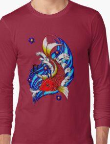 the Carp Long Sleeve T-Shirt