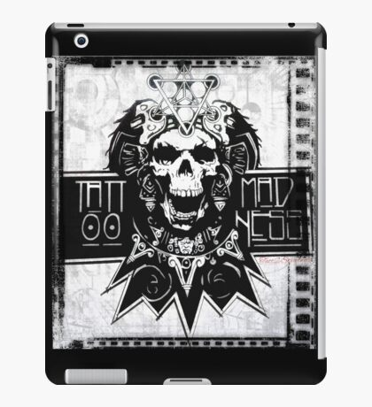TATTOO MADNESS iPad Case/Skin