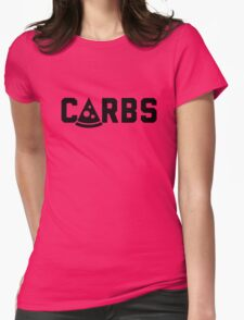 Carbs Womens Fitted T-Shirt
