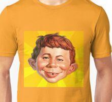 Alfred e. Newman Unisex T-Shirt