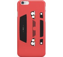 MK5 simple front end design iPhone Case/Skin