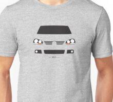 MK5 simple front end design Unisex T-Shirt