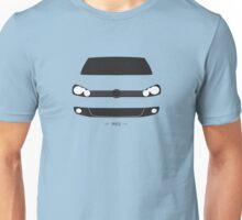 MK6 simple front end design Unisex T-Shirt