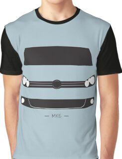 MK6 simple front end design Graphic T-Shirt
