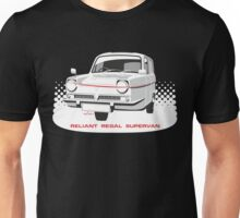 Reliant Regal Supervan  Unisex T-Shirt
