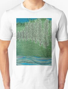 Lombardy Poplar Unisex T-Shirt