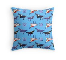 Seekers! Throw Pillow