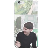 Danisnotonfire Green Aesthetic iPhone Case/Skin