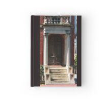Worn Entry Hardcover Journal