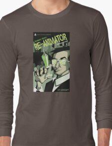 Herbert West Re-Animator Long Sleeve T-Shirt