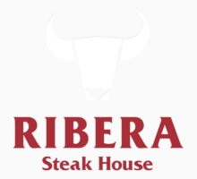 Ribera Steak House One Piece - Short Sleeve