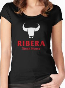 Ribera Steak House Women's Fitted Scoop T-Shirt