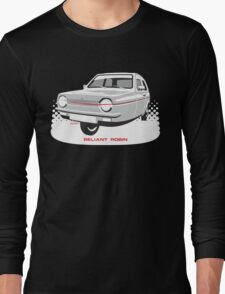 Reliant Regal 3/30 saloon Long Sleeve T-Shirt