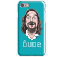The Dude iPhone Case/Skin