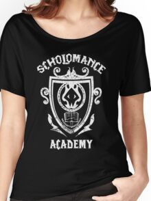 Scholomance Academy Women's Relaxed Fit T-Shirt