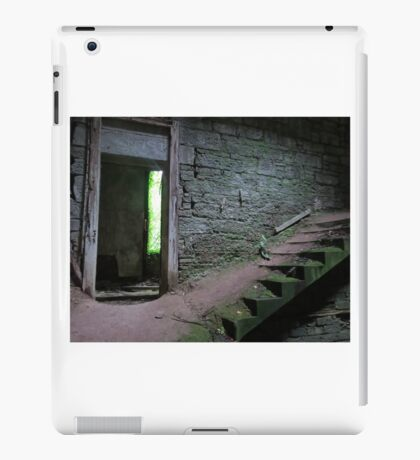 Castle Stairs iPad Case/Skin