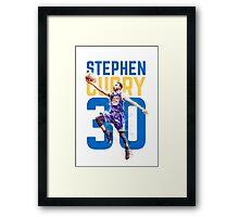 Curry 30 Framed Print