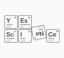 Yes, Science! Kids Tee