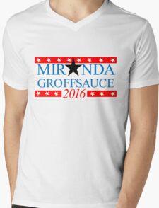 Miranda & Groffsauce for 2016 Mens V-Neck T-Shirt