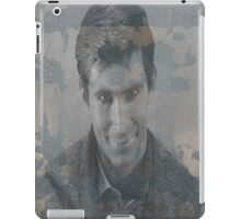 """We all go a little mad sometimes"" iPad Case/Skin"