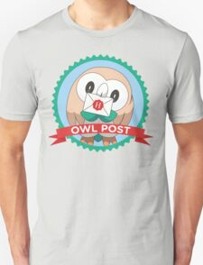 Rowlet Post Unisex T-Shirt