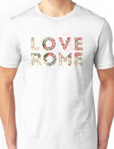 Where in Rome Unisex T-Shirt