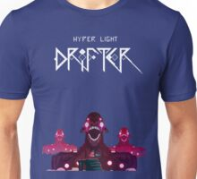 Hyper Light Drifter - Design 01 Unisex T-Shirt