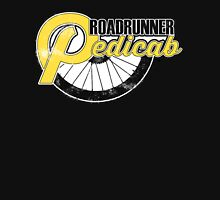 Roadrunner Pedicab - In Grunge Yellow Unisex T-Shirt