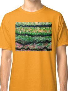 Humid Meadow with Wildflowers Classic T-Shirt