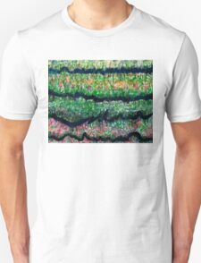 Humid Meadow with Wildflowers Unisex T-Shirt