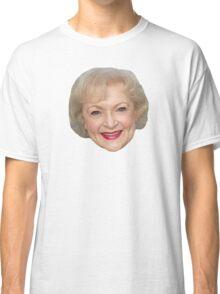 Betty White Classic T-Shirt