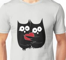 Owls love  Unisex T-Shirt