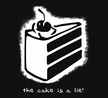 the cake is a lie! Classic T-Shirt