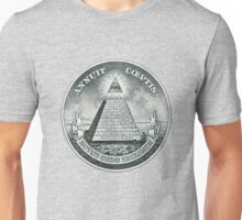 Great Seal - US Dollar Unisex T-Shirt