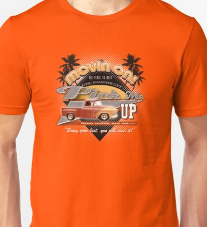 diner Unisex T-Shirt