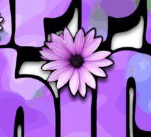 Lavender Daydream Sticker